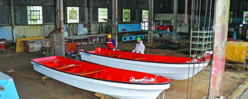 Fibre Glass Boats 4